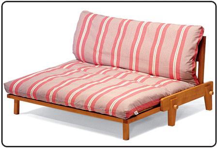 Divani letto in legno letti e materassi for Letti e divani