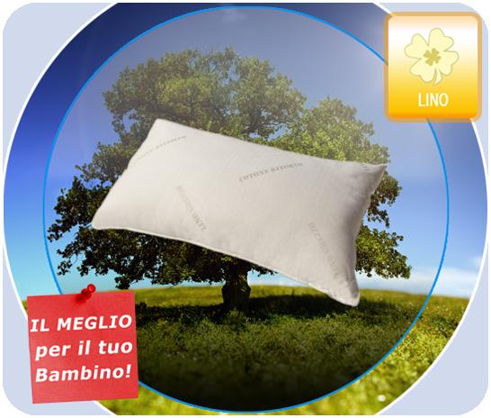 Immagini Guanciale per Lettino - Baby Lino