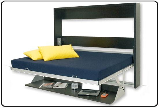Letti a scomparsa 1 piazza e mezzo letti e materassi for Divano letto 1 piazza e mezzo