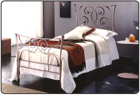 letti in ferro battuto singoli letti e materassi