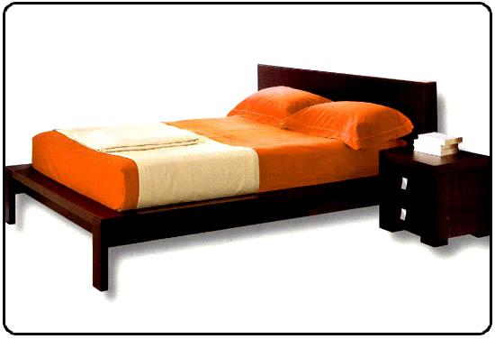 Letti Bassi Una Piazza E Mezza : Letti in legno 1 piazza e mezzo letti e materassi