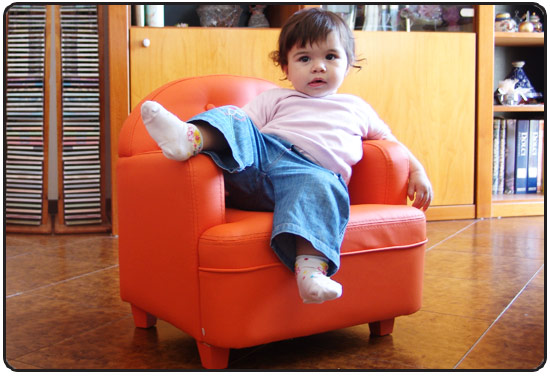 Poltrone per bambini letti e materassi for Poltrone bambini