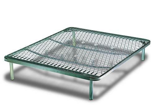 Reti da letto con maglia e telaio in ferro letti e materassi